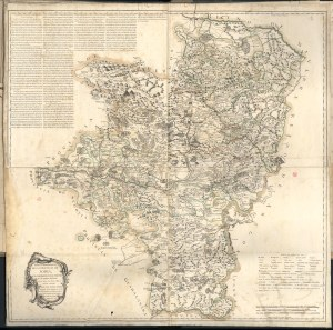 Provincia de Soria 1783