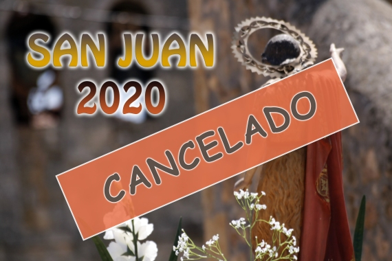 Cartel San Juan Cancelado
